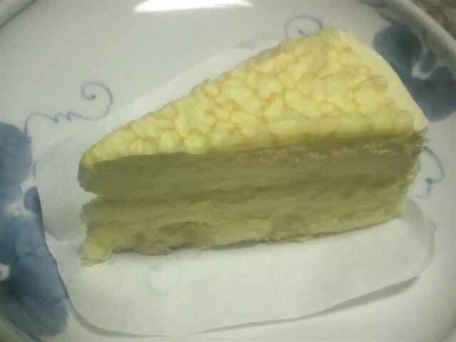 ちびケーキ。