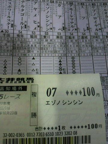 實川くん&シンシンちゃん。